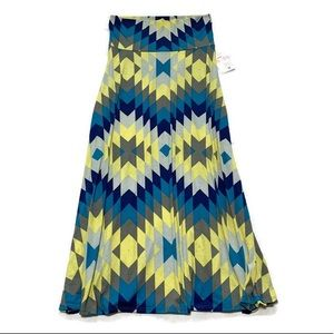 Lularoe Women's Maxi Skirt